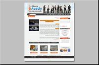 עיצוב ובניה של אתר אינטרנט ומגזין לקוחות ייחודי לחברת BReady מקבוצת מפרם